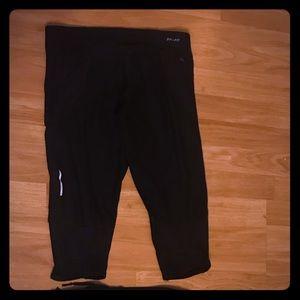 Womens Nike running Capri. Two pairs for 20$